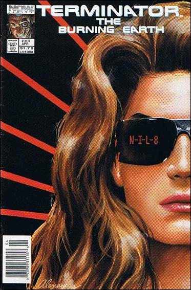 Terminator: The Burning Earth 2-A by Now Comics