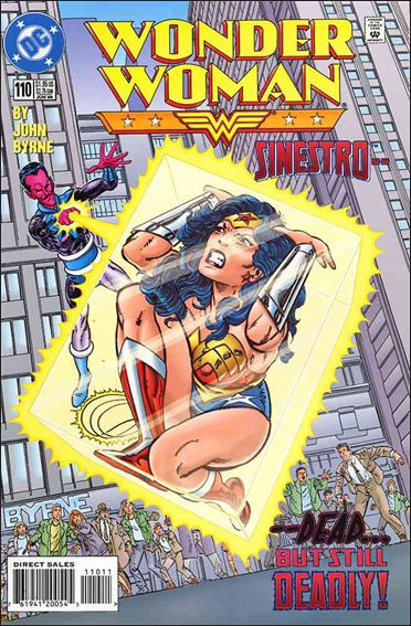 Wonder Woman (1987) 110-A by DC