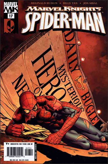 Marvel Knights Spider-Man (2004)  17-A by Marvel