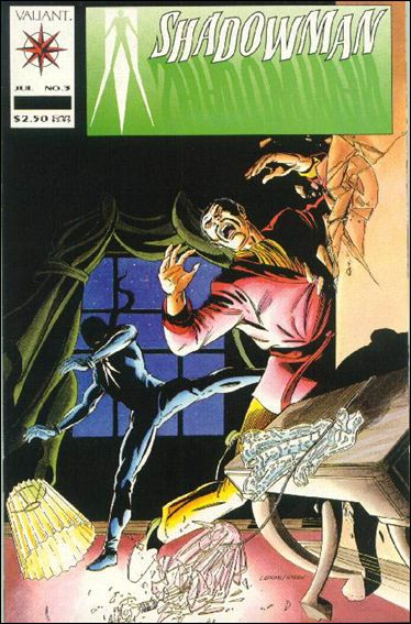 Shadowman (1992) 3-A by Valiant