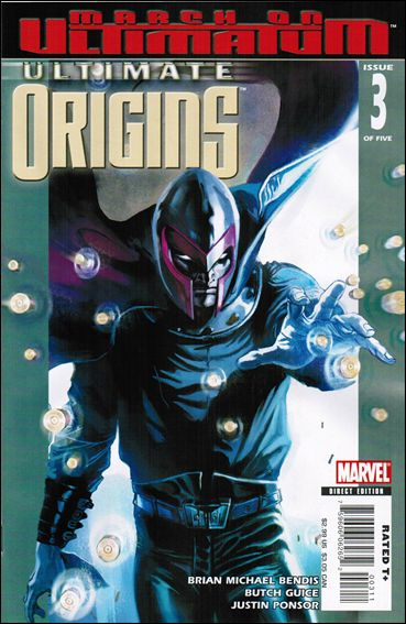 Ultimate Origins 3-A by Marvel