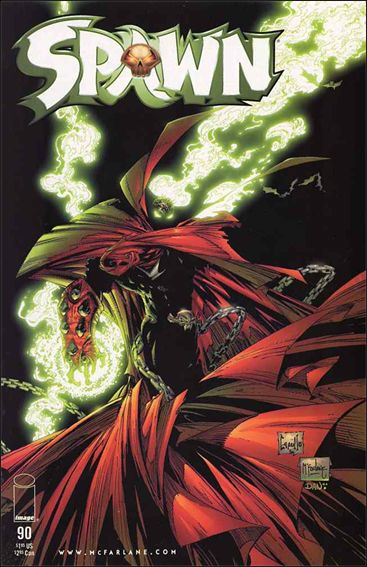 Spawn 90-A by Image