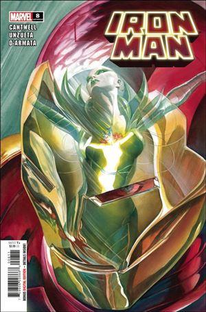 Iron Man (2020) 8-A