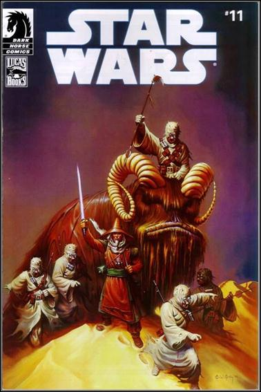 Star Wars/Star Wars Republic 11-B by Dark Horse