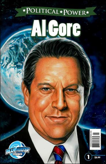 Political Power: Al Gore 1-A by Bluewater Comics