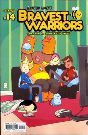 Bravest Warriors 14-B