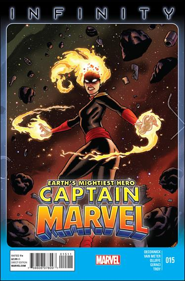 Captain Marvel (2012) 15-A by Marvel