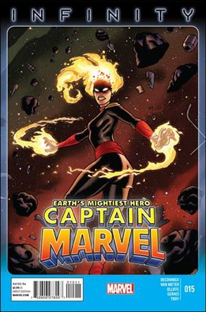 Captain Marvel (2012) 15-A