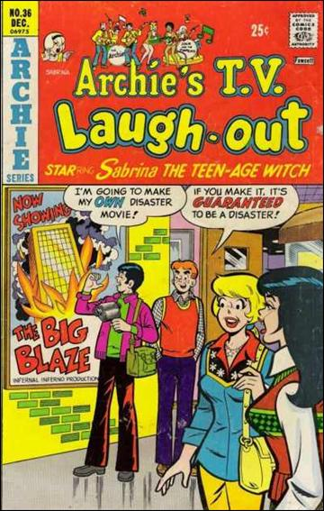 Archie's TV Laugh-Out 36-A by Archie