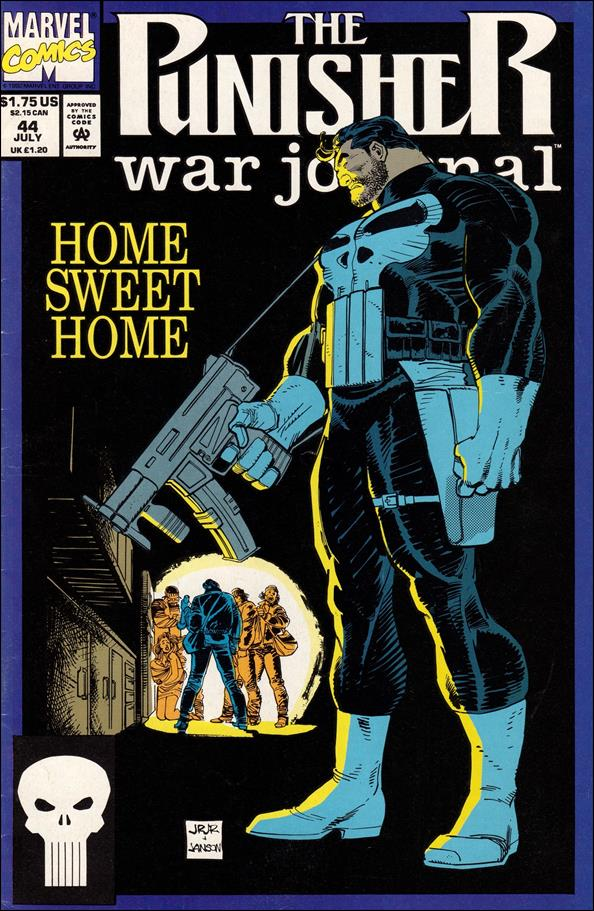 Punisher War Journal (1988) 44-A by Marvel