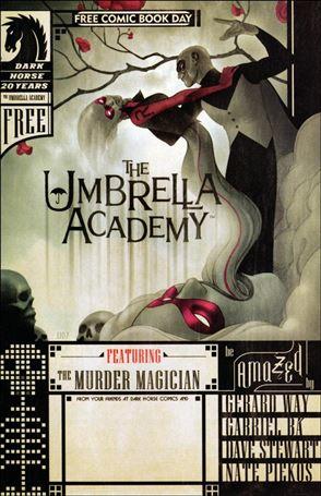 Free Comic Book Day: Umbrella Academy 1-A