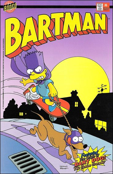 Bartman 6-A by Bongo