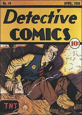 Detective Comics (1937) 14-A by DC