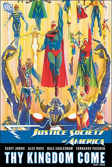 Justice Society of America 4-A by DC
