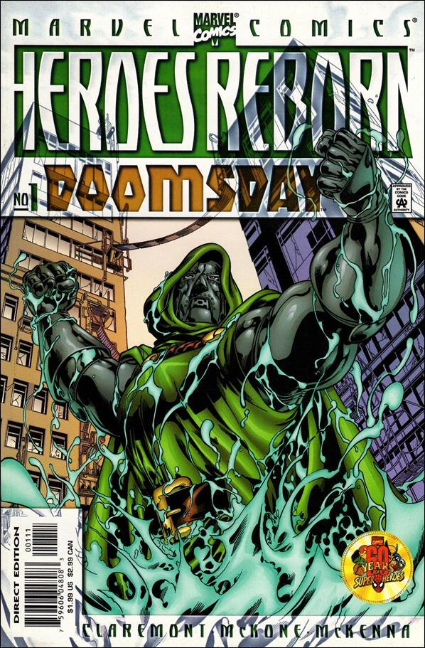 Heroes Reborn: Doomsday 1-A by Marvel