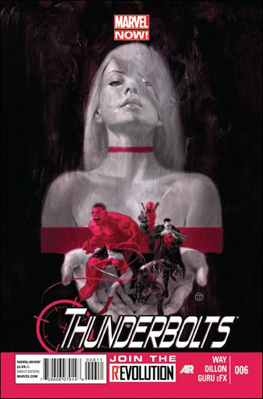 Thunderbolts (2013) 6-A by Marvel