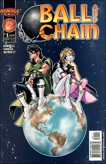 Ball and Chain 1-A by Homage Comics