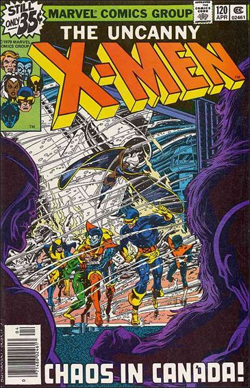 X-Men (1963) 120-A by Marvel