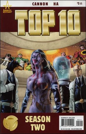 Top 10 Season Two 2-A