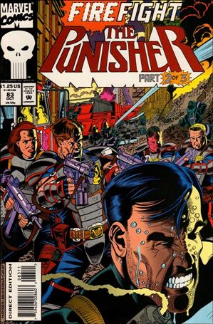 Punisher (1987) 83-A