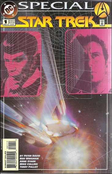 Star Trek Special (1994) 1-A by DC