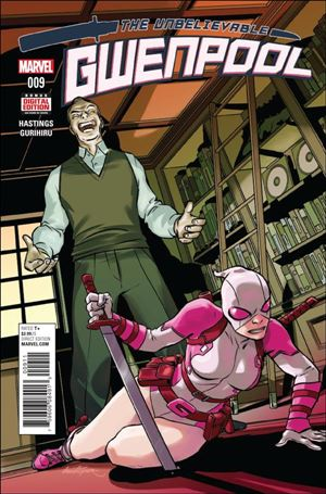 Unbelievable Gwenpool 9-A