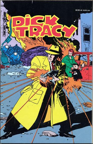 Dick Tracy (1990) 3-B by Disney