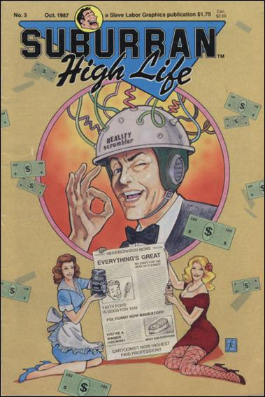 Suburban High Life (1987) 3-A by Slave Labor Graphics (SLG) Publishing