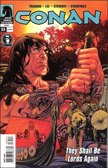 Conan (2004) 35-A by Dark Horse