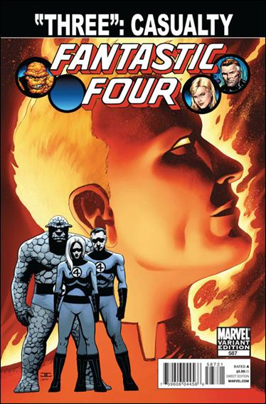 Fantastic Four (1961) 587-D by Marvel