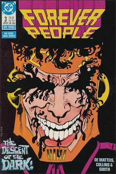 Forever People (1988) 3-A by DC