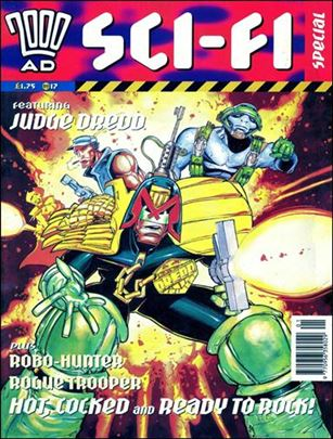 2000 A.D. Sci-Fi Special 17-A