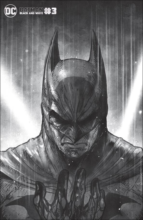Batman Black and White (2021) 3-B by DC