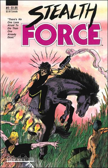 Stealth Force 4-A by Malibu