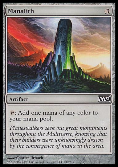 Magic the Gathering: 2012 Core Set (Base Set)212-A by Wizards of the Coast