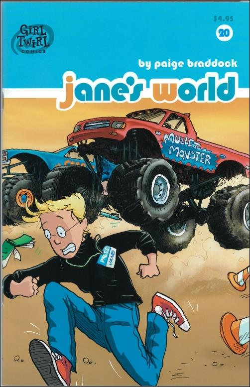 Jane's World 20-A by Girl Twirl