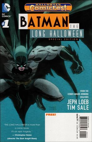 Batman: The Long Halloween 1-B