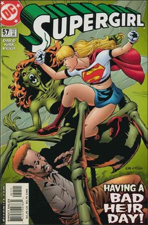 Supergirl (1996) 57-A