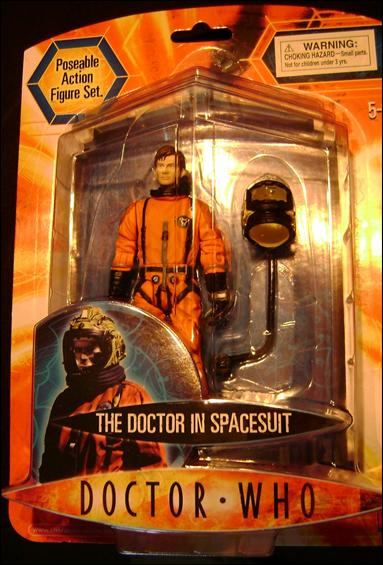 Doctor Who (Series 2) The Doctor in Spacesuit by Character