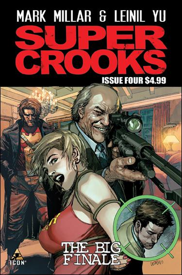 Supercrooks 4-A by Icon
