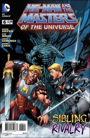 He-Man and the Masters of the Universe (2013) 6-A