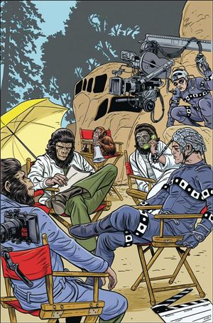 Planet of the Apes: The Simian Age 1-B