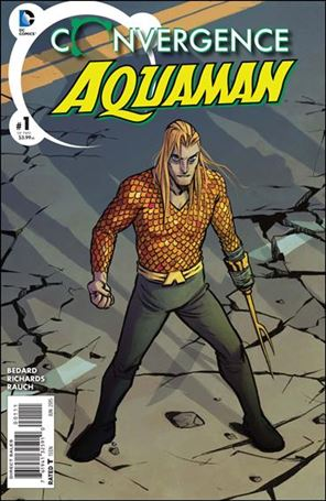 Convergence Aquaman 1-A