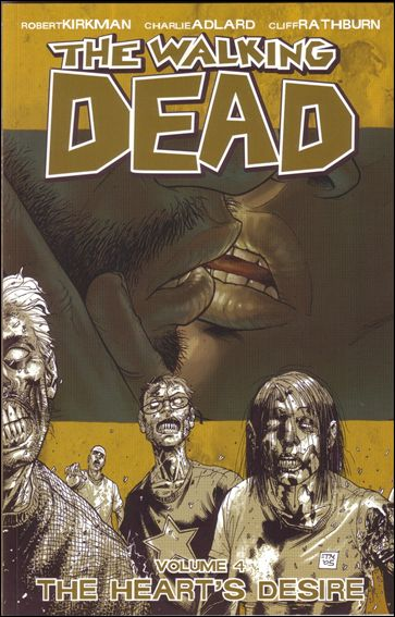 Walking Dead 4-A by Skybound Entertainment