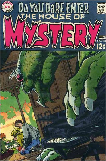House of Mystery (1951) 180-A by DC