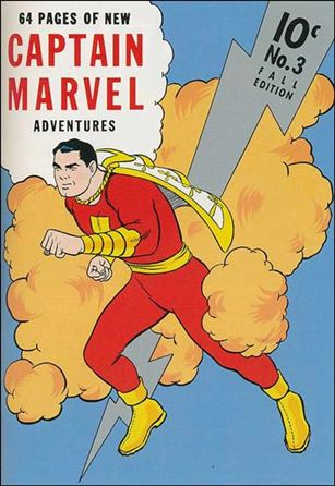 Captain Marvel Adventures 3-A