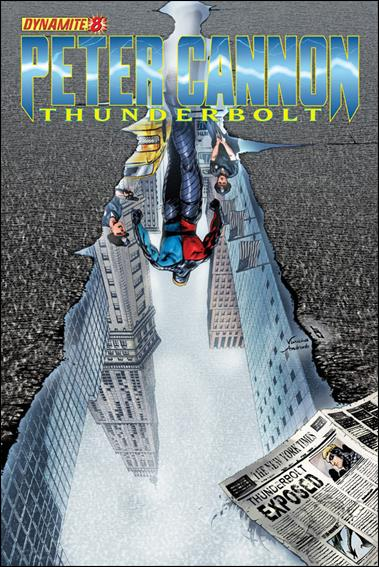 Peter Cannon: Thunderbolt 8-B by Dynamite Entertainment
