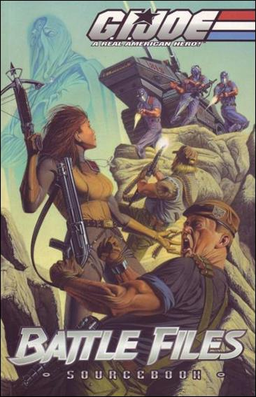 G.I. Joe: Battle Files Sourcebook 1-A by Image