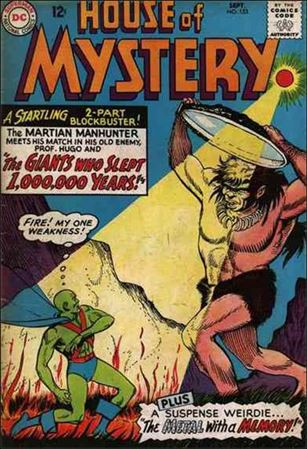 House of Mystery (1951) 153-A