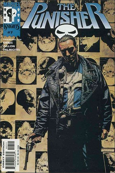 Punisher (2000) 7-A by Marvel